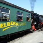 mit der Fichtelbergbahn zum Suppenmuseum
