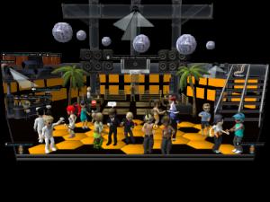 Chaos4u-Radio im CooeeClub